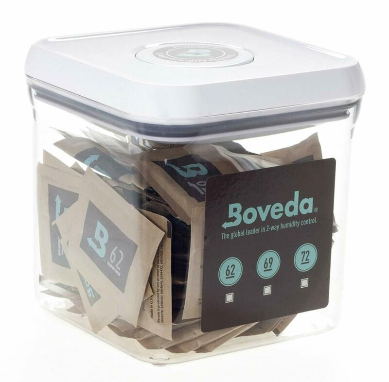 Boveda 62-Percent Rh 2-Way Humidity Control, 8 Gram - 10 Pack 6