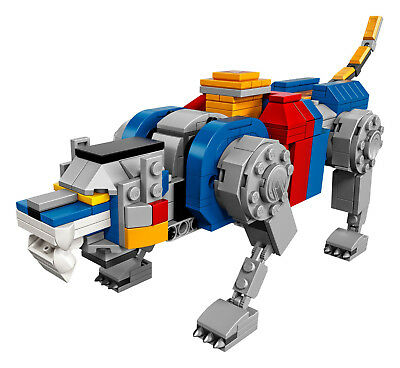 LEGO IDEAS 21311 Voltron Legendary Defender of the UNIVERSE NEU OVP BLITZVERSAND 5