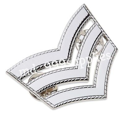 Security /& Army St Johns Ambulance 2 x Sergeant Stripes // Chevrons Police