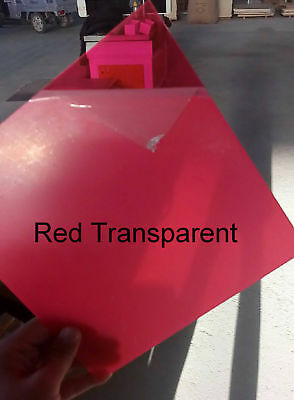 Color Acrylic Sheet Plate Plastic Plexiglass Panel 8x8/10x20/15x15/20x20/30x40cm 4