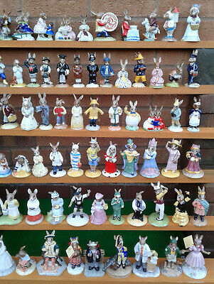 Royal Doulton Bunnykins Figurine Selection - All Boxed. 5