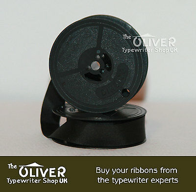 Underwood Finger Flite Champion Typewriter Ribbon  (Black Or Black And Red) 3