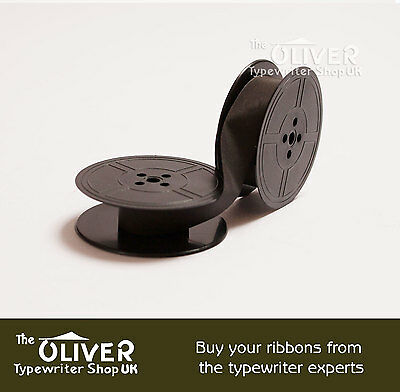 Underwood  Typewriter Ribbon & Spool  (Gr9) (1009Fn) Black Or Black And Red