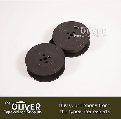 Underwood 5 10 18 19 B76  Typewriter Ribbon/spool  (Gr9) Black Or Black And Red