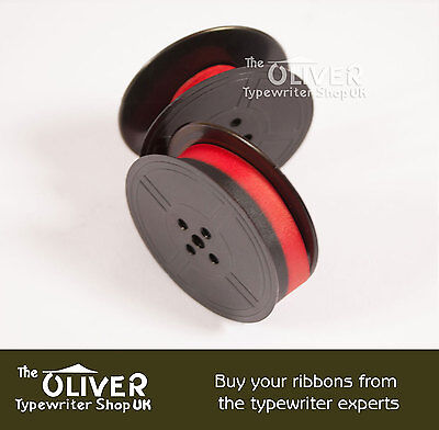 COMPATIBLE BROTHER  DeLuxe 800T  TYPEWRITER RIBBON  BLACK OR BLACK AND RED 3
