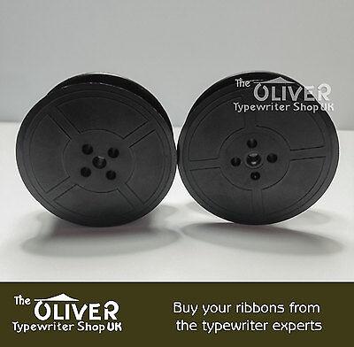 Underwood Typewriter Ribbon for Manual Machines- BLACK