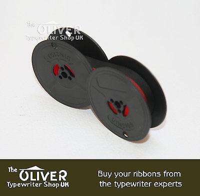 OLYMPIA BLACK AND RED TYPEWRITER RIBBON (SG3,SG1,SM9,Splendid66 models) 2