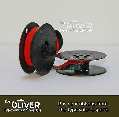 Underwood Finger Flite Champion Typewriter Ribbon  (Black Or Black And Red) 2