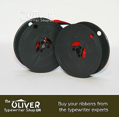 Olympia Carina Typewriter Ribbon  (Black Or Black And Red) 2 • EUR 3,93