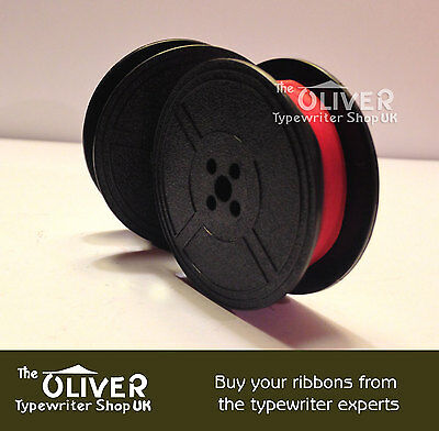 Underwood Standard Portable Typewriter Ribbon (Gr9) Black Or Black And Red 3