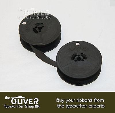 Typewriter Ribbon Black DIN 32755 / DIN 2103 3