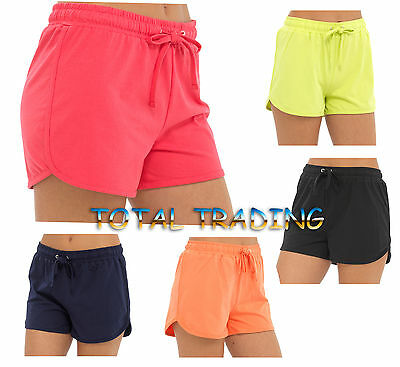 Womens Summer Holiday Shorts Ladies Jersey cotton Hotpants beach hot pant  lot