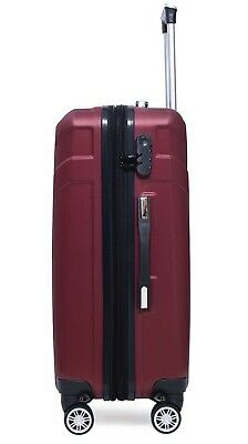 Reisekoffer 1509 Koffer Trolley Hartschalenkoffer Handgepäck M L X Set 12