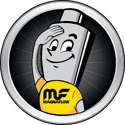 "Tip Magnaflow 14834 Performance Muffler 3/"" Center//Center 5x8x14 Oval Stainless"