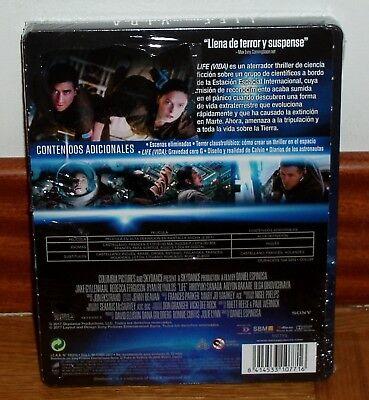 Life Vida Steelbook Steelbook Blu-Ray Nuevo Precintado Thriller (Sin Abrir) R2 2