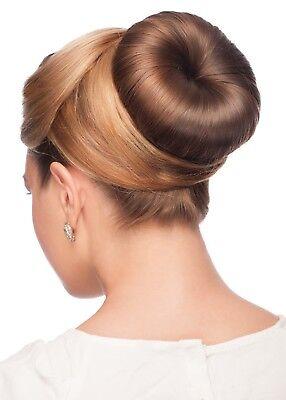 Hair Donut Bun Maker Ring Style French Mesh Chignon Ballet