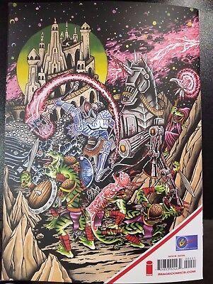 Atomahawk #0 Image Oversize Jesse James Exclusive Donny Cates Var. Comic Book