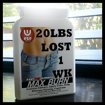 Very Strong  Weight Loss Pills  60 +30 Free 90 Fat Burners  Diet Slimming 3