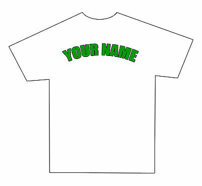 Youth T-Shirt - Godzilla A51 - Customized with child/'s name on back