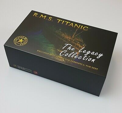 """Genuine RMS TITANIC - 'Legacy Collection' """"Rusticle"""" Fragment 9"""
