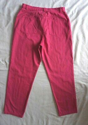 NWT Petite Sophisticate Pink Capezio Woman's Pants Size 8 Orig. $29.00 2