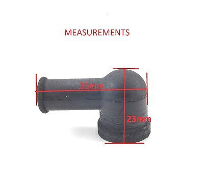 Starter Motor Terminal Lead Rubber Boot Cover Solenoid Yamaha NEW