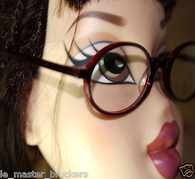 TRACTION PRODUCTION GROCK Rubis Monture lunettes vue optique - EUR ... fdd37a60d3c6