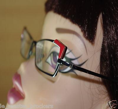 ... Monture Lunettes optique de vue design TRACTION PRODUCTION VERKHNYA  CARMIN 9104642144d6