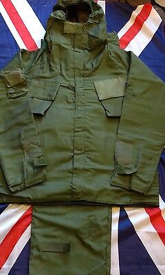 British Army NBC Suit Olive Green -CBRN Suit MK4-NATO 2