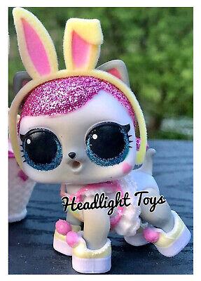 In Hand 1 Set LOL Surprise SPRING BLING Easter HOPS And HOPS KIT-TEA Doll Pet