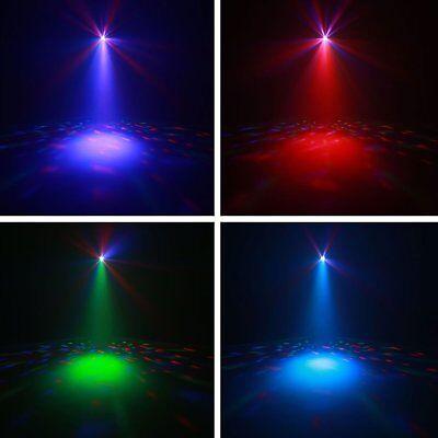 Complete Professional 4-Par Stage LED Lights DJ Band DMX System & Stand MU-L31A 11
