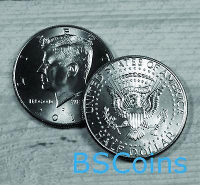 2019 P & D Kennedy Half Dollar - 2 coin set - BU - PRESALE 4