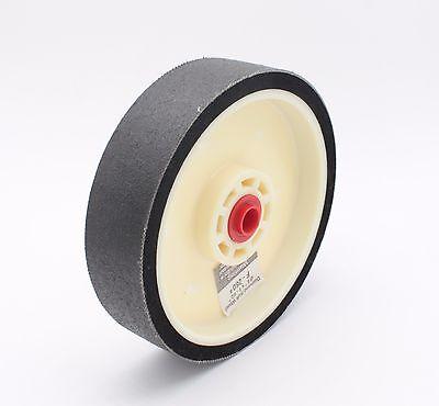 "6""x1"" 280Grit Lapidary Bench Pedestal Polisher Diamond Resin Soft Grinding Wheel 2"