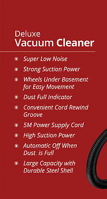 New 2000W 30L Wet & Dry Vacuum Cleaner and Blower Industrial Bagless Free Postag 2