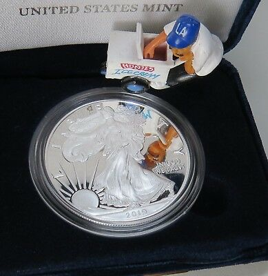 2019-W AMERICAN SILVER EAGLE PROOF w/BOX+COA BRAND NEW ~ ON HAND READY TO SHIP! 8