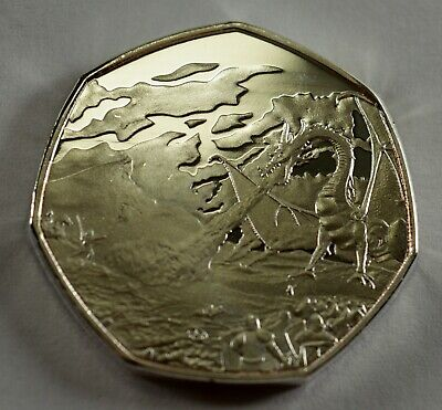 Middle Earth & Rune Translator collectable for 50p collectors coin hunt. Tolkien 2