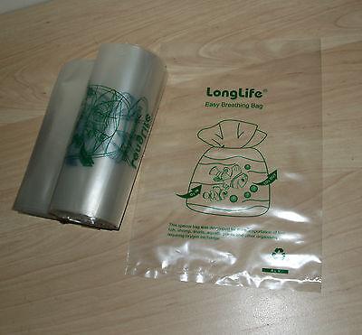 Kordon Breathing Bag Substitute - Fish Transport 15.5cm x 23cm - 100 pcs 2