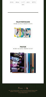 DAY6 THE BOOK OF US:GRAVITY Mini Album CD+POSTER+Book+3Card+Mark+Pre-Order+GIFT 9