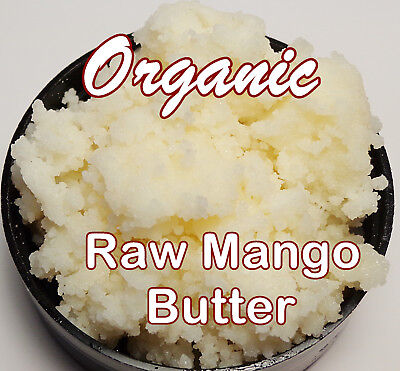 MANGO BUTTER, Organic l BULK SIZES l Raw, Top Grade l Unrefined l 8 oz to 20 lbs 2