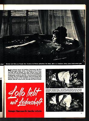 "Karin Baal … cover … /""Weltbild/"" … 1959"