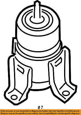 nissan oem 07 12 altima engine motor mount torque strut 113209n00a Nissan Pathfinder V6 3.0 Engine Diagram 1 of 2free shipping nissan oem 07 12 altima engine motor mount torque strut 113209n00a