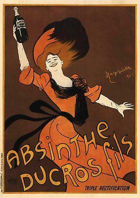 A1 A2 A3 A4 A5 Goutez Les Aubel /& Fils Vintage Vintage Art Print Poster