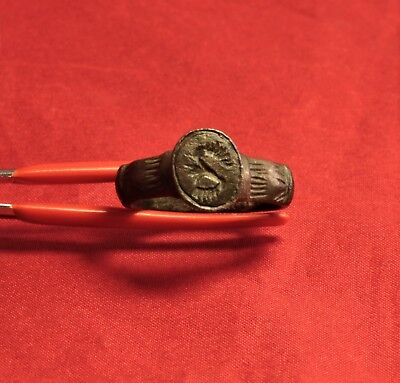 Fine Ancient Celtic Finger Ring 2