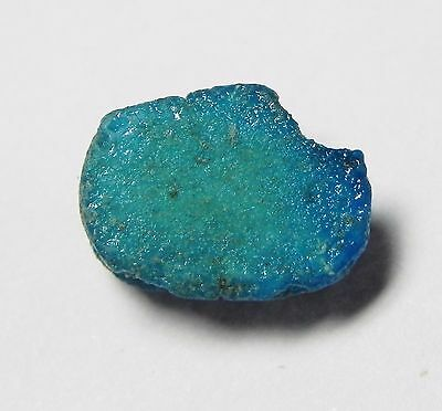 ZURQIEH - af983- ANCIENT EGYPT. NICE FAIENCE DUCK AMULET. 1400 B.C 6