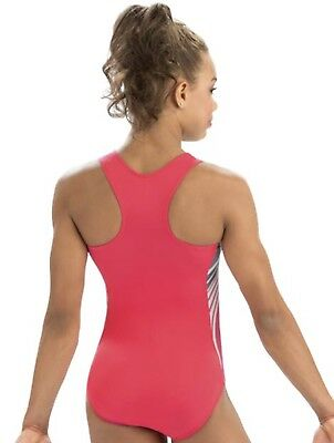 GK Elite UNDER ARMOUR FUSE AMBITION Leotard Adult X-Small AXS 6323 Pink NWT NEW