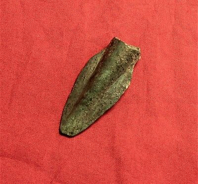 Bronze Age Small Spear 2