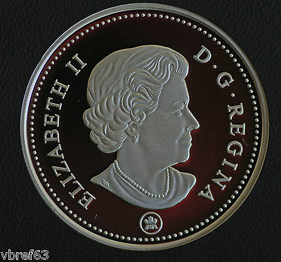 2019 Canada Classic design 50 cent coin steel-  from set  -  in proof finish 2