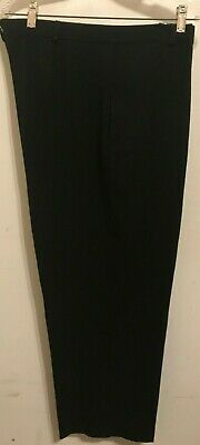 Women's Dress Pants/Fit Elastic Waistband Comfort/ Pockets/Size 18 /Made in USA 2