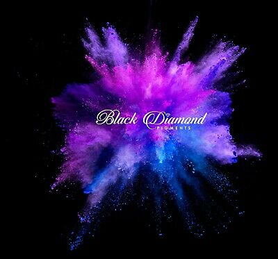 BLACK DIAMOND Mica Powdered Pigment  -- Variety Pack 26-2 (26 Colors) 2