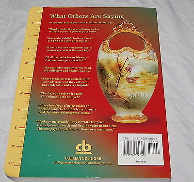 Schroeders Antiques Collectibles Price Guide Sharon Huxford 2001 2